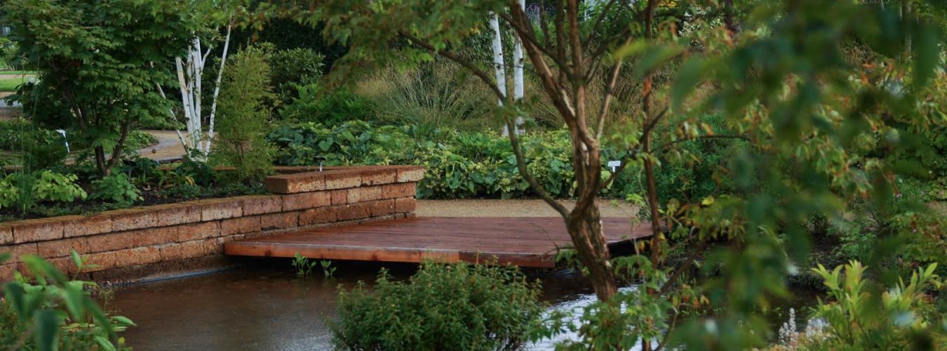 Wiecher Huisman; tuinontwerp