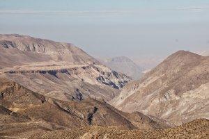 De scheiding tussen de Altiplano en de droge pampa - Wiecher Huisman