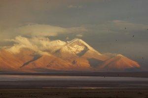 De Cerro Arintica in de avondzon - Wiecher Huisman