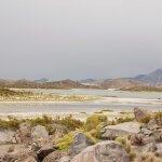 Een onwerelds landschap - Wiecher Huisman