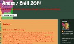 Blog Andes / Chili